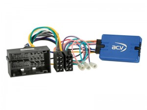 Адаптер кнопок на руле для Citroen Jumper CT-0014