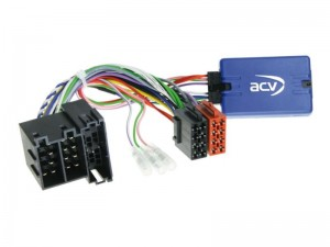 Адаптер кнопок на руле для Citroen Relay, Jumper CT-0813