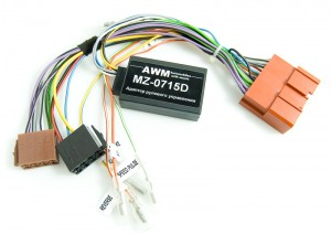 Адаптер кнопок на руле для Mazda AWM MZ-0715D