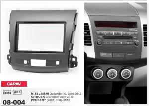 Переходная рамка Mitsubishi Outlander XL Carav 08-004