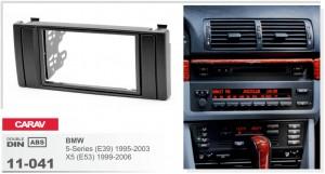 Переходная рамка BMW 5, E39, X5, E53 Carav 11-041