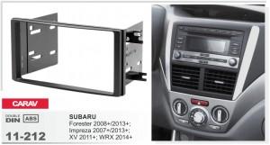 Переходная рамка Subaru Forester, Impreza, XV, WRX Carav 11-212