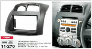 Переходная рамка Toyota Daihatsu Subaru Perodua/Proton CARAV 11-270