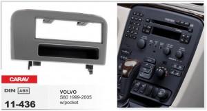 Переходная рамка Volvo S80 Carav 11-436