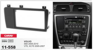 Переходная рамка Volvo S60, V70, XC70 CARAV 11-558