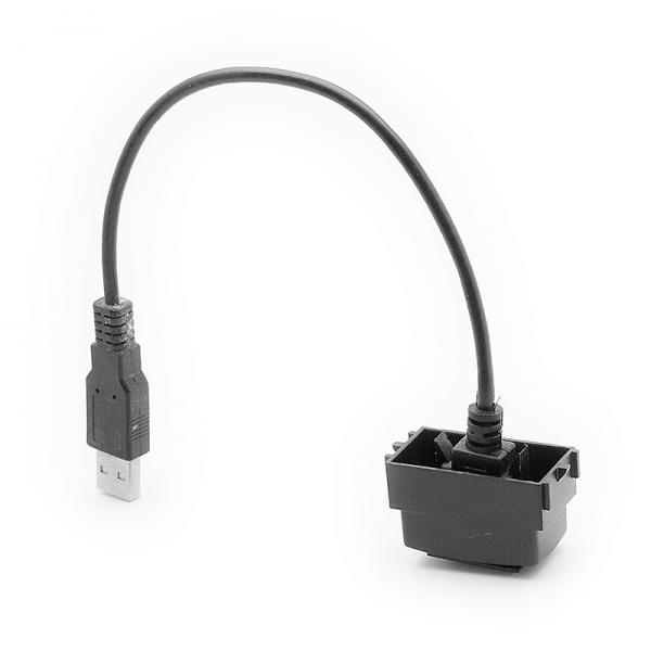 USB разъем Nissan CARAV 17-006