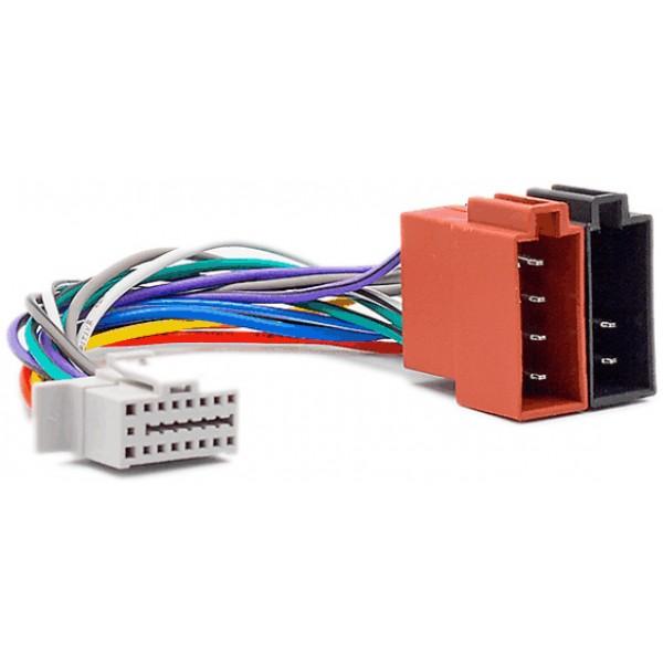 Разъем для магнитолы Panasonic Carav 15-105