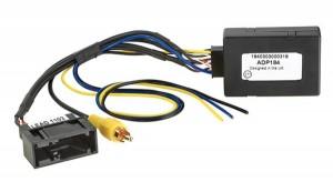 Адаптер для штатной камеры заднего вида Volkswagen, Skoda 2008+ ACV 771324-1036