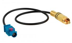 Адаптер для штатной камеры заднего вида Ford, Mercedes, Porsche Cayenne ACV 771000-2011