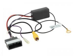 Адаптер для штатной камеры заднего вида Honda CRV/HRV 2015+ AWM HHO-01