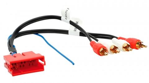 Адаптер активации штатного усилителя Audi ACV 13-1445-01