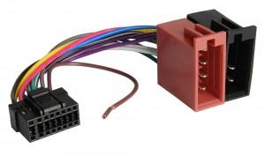 Разъем для магнитолы Panasonic ACV 452002
