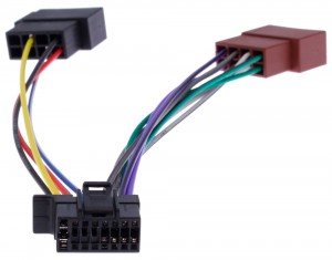 Разъем для магнитолы Sony ACV 456008