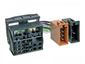 Разъем для штатной магнитолы Volkswagen, Audi, Seat, Skoda ACV 321324-02