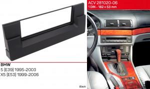 Переходная рамка BMW 5, E39, X5, E53 ACV 281020-06