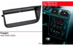 Переходная рамка Peugeot 406 ACV 281040-04