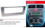 Переходная рамка Fiat Punto, Linea ACV 281094-14