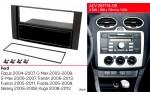 Переходная рамка Ford Focus, Transit, C-Max, S-Max, Fusion, Fiesta, Galaxy, Kuga ACV 281114-08