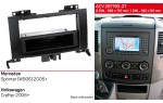 Переходная рамка Volkswagen Crafter ACV 281190-27