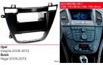 Переходная рамка Opel Insignia, Buick Regal ACV 281230-22-1
