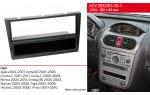 Переходная рамка Opel Agila, Combo, Corsa, Meriva, Omega, Signum, Tigra, Vectra, Vivaro ACV 281230-26-1