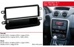Переходная рамка Renault Duster, Sandero, Logan, Trafic ACV 281250-13-1
