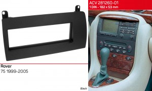 Переходная рамка Rover 75 ACV 281260-01