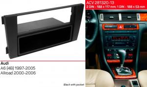 Переходная рамка Audi A6, Allroad ACV 281320-13