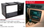 Переходная рамка Volkswagen, Seat ACV 281320-46