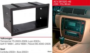 Переходная рамка Volkswagen ACV 281320-46