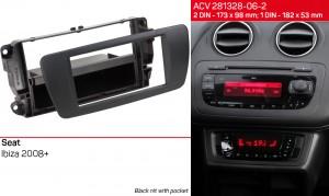 Переходная рамка Seat Ibiza ACV 281328-06-2