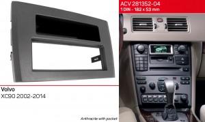 Переходная рамка Volvo XC90 ACV 281352-04