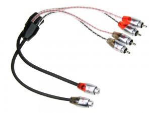 Y-кабель межблочный High Line (пара) ACV 30.4990-102