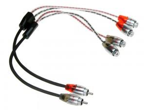 Y-кабель межблочный High Line (пара) ACV 30.4990-201