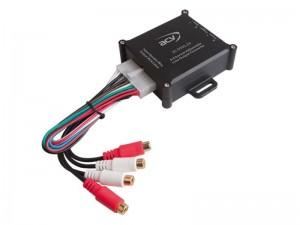 Преобразователь уровня сигнала 4 канальный Premium Level Line ACV 30.5000-24