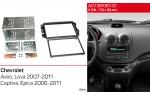 Переходная рамка Chevrolet Aveo, Captiva, Epica ACV 381087-01