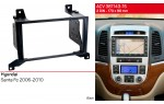 Переходная рамка Hyundai Santa Fe ACV 381143-15