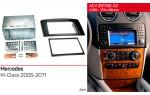 Переходная рамка Mercedes ML-Class ACV 381190-22