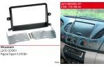 Переходная рамка Mitsubishi L200, Pajero Sport ACV 381200-07
