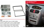 Переходная рамка Opel Vectra C, Corsa, Vivaro, Оmega B ACV 381230-09 Kit