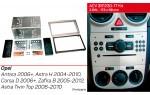 Переходная рамка Opel ACV 381230-17 Kit