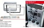 Переходная рамка Opel Astra, Antara, Corsa, Zafira ACV 381230-24-5