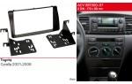 Переходная рамка Toyota Corolla ACV 381300-07