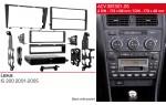 Переходная рамка Lexus IS 300 ACV 381301-05