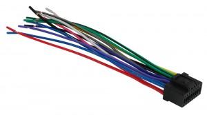 Разъем для магнитолы Alpine ACV 450503/1