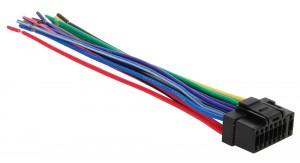 Разъем для магнитолы Alpine ACV 450504/1