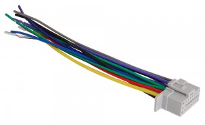 Разъем для магнитолы Panasonic ACV 452006/1