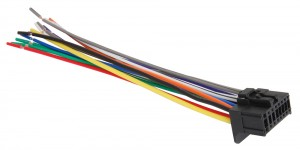 Разъем для магнитолы Pioneer ACV 453017/1