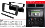 Переходная рамка Ford Transit, Focus, C-Max, S-Max, Fusion, Fiesta, Galaxy, Kuga ACV 281114-08-1