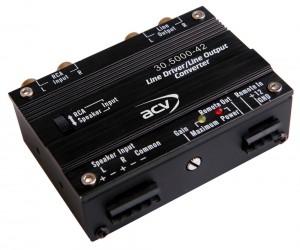 Линейный усилитель уровня сигнала 2 канальный Premium Level Line ACV 30.5000-42